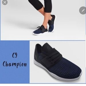 WOMENS MESH C9 CHAMPION SNEAKERS SIZE 8